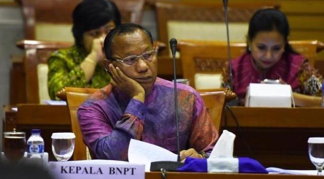 BNPT minta tambahan anggaran Rp200 miliar