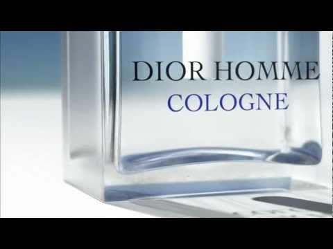 Clip Dior pour son parfum Cologne. « Between simplicity, naturalness and distinction. » (Mars 2013).