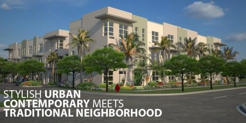 Fort Lauderdale Real Estate » Blog Archive PreConstruction Townhomes For Sale Oakland Park Florida