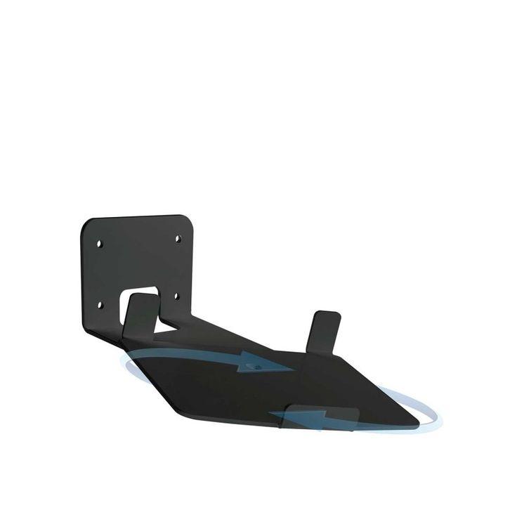 Vebos muurbeugel Sonos Play 5 gen 2 draaibaar 20 graden zwart