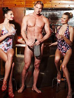Dr Christian Jessen for Cosmopolitan Magazine's Everyman cancer awareness campaign - See more: http://robmacca.blogspot.com/2010/06/pictures-celebs-get-naked-for-charity.html