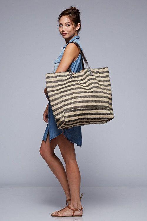 Best 10  Beach bags ideas on Pinterest | Summer bags, Straw beach ...