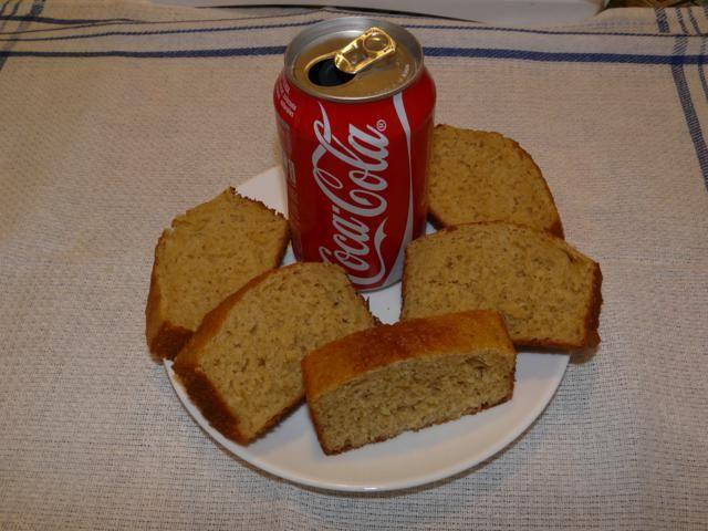 Me habían llegado rumores de que se hacia un bizcocho de Coca Cola que salia muy esponjoso,así que me puse a investigar un poco. Cual no se...