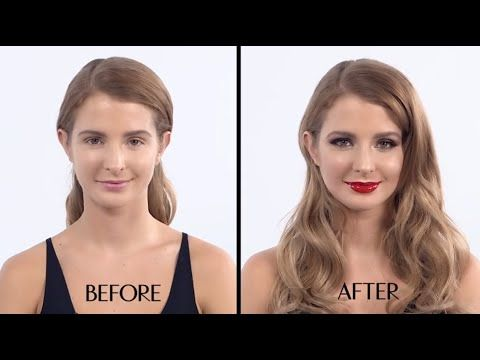 The Bombshell Make-up Tutorial - featuring Millie Mackintosh - Charlotte Tilbury - YouTube