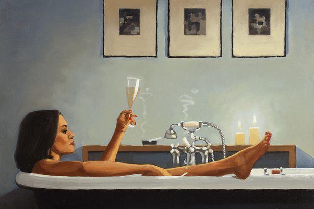10 opere per raccontare di arte, pittura e stanze da bagno: dipinti ambientati nella stanza da bagno. La storia dell'arte si incrocia con la storia del bagno.