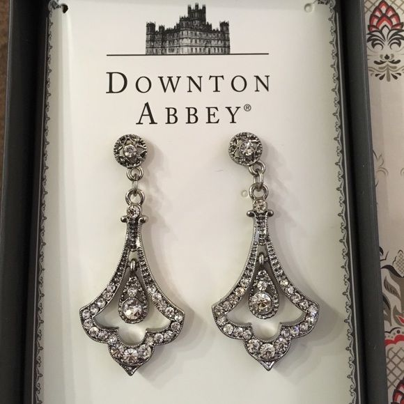 55 best DOWNTON ABBEY JEWELRY images on Pinterest
