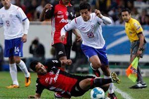 Cruz Azul vs Atlas En Vivo por ESPN Jornada 5 Copa MX 2013 juegan hoy Miércoles 27 de Febrero del 2013 a partir de las 21:00hrs Centro de México en el Estadio Azul, México, D.F.
