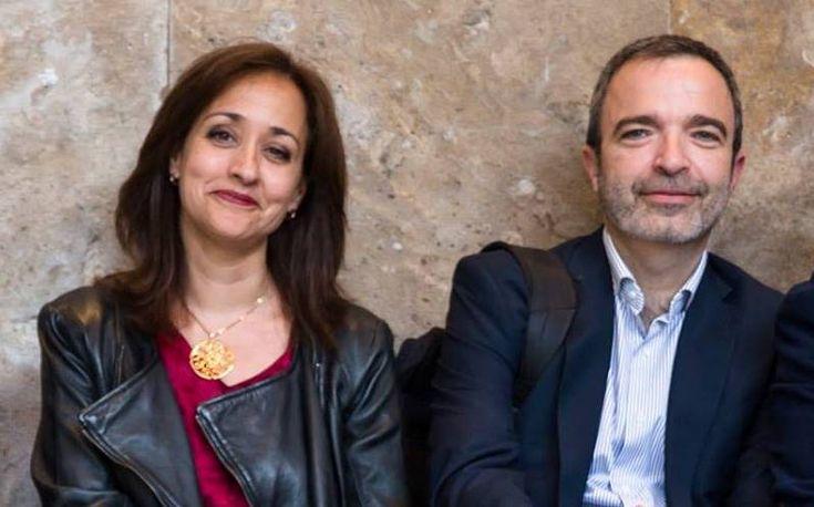 Beatriz Gallardo y Salvador Enguix son los autores de 'Pseudopolítica: el discurso político en las redes sociales'. Entrevista en MiquelPellicer.com