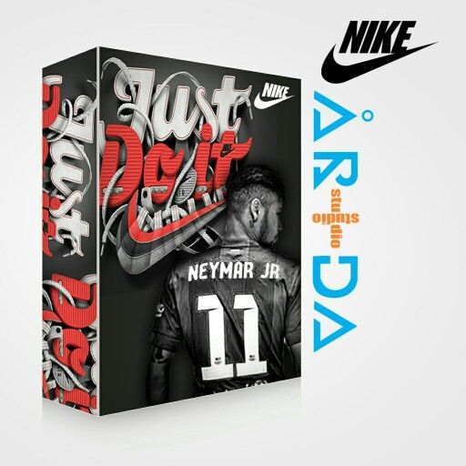 just do it! packaging design