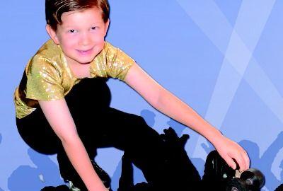 Tiny Tot Skate Lessons Semoran Skateway Casselberry, FL #Kids #Events