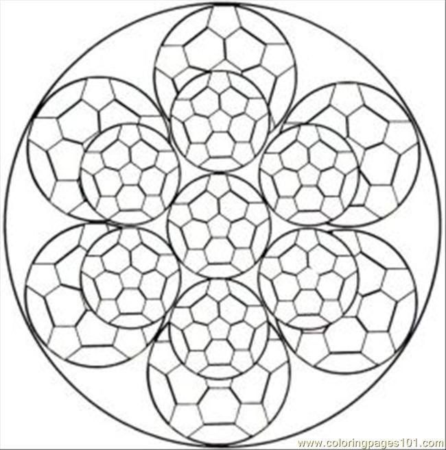 74 Best Mandalas Coloring Images On Pinterest