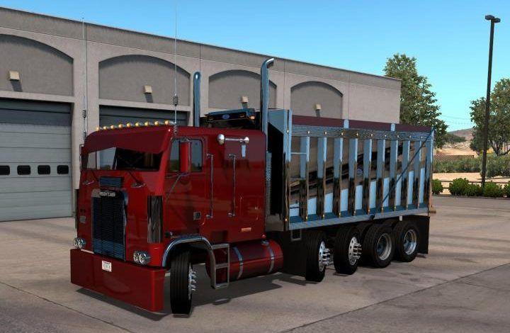 Ats Freightliner Flb Custom 1 38 X