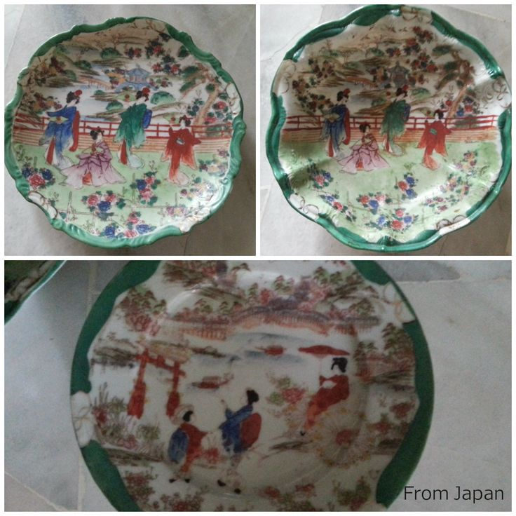 #Japan#collections Hand printed collections from Japan. About 50 years old.