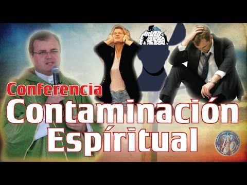 """Conferencia """"CONTAMINACIÓN ESPIRITUAL"""" por el Padre Teodoro Kranz Fundación San Miguel Arcángel Pro Marginados de Colombia (conoce el video…  https://www.youtube.com/watch?v=GkI58Zr5FC4"""