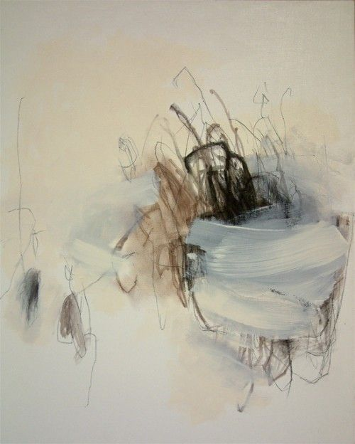 Cheryl Taves: Art Work, Art Dentalpok, Negative Space, Abstract Art, Paintings Abstract, Art Abstracto, Scribbl Abstract Paintings, Apartment Ideas, Cheryl Tave