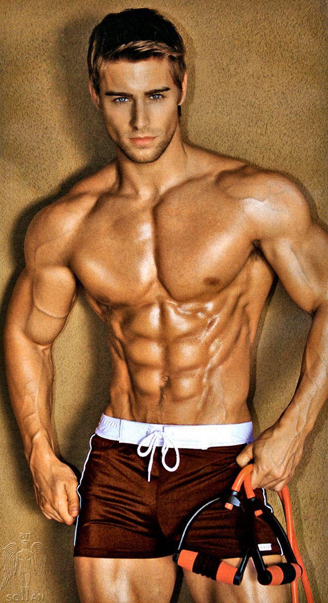 male nude good looking