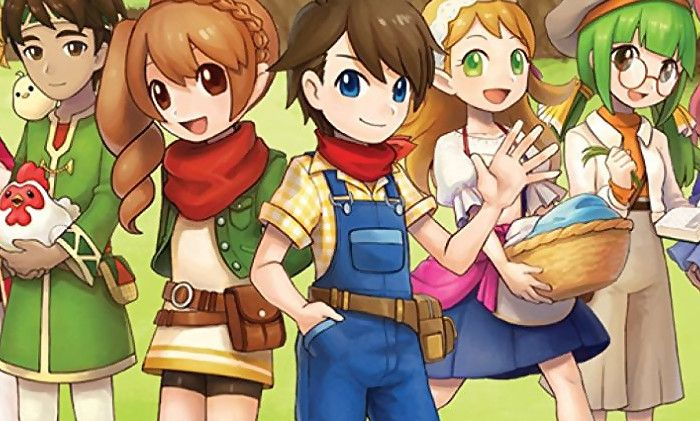 Harvest Moon Skytree Village : un trailer accompagne la date de sortie   Nintendo vient de nous donner des nouvelles de Harvest Moon : Skytree Village avec un trailer de gameplay et la date de sortie du jeu en Europe. L'... http://www.jeuxactu.com/harvest-moon-skytree-village-2-minutes-de-gameplay-en-video-109268.htm