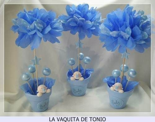 decoracion baby shower varon - Buscar con Google