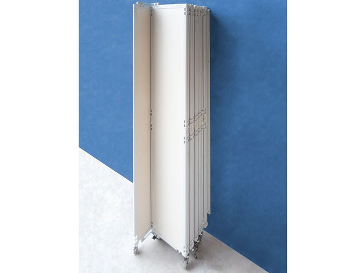 CLIPPER ROLLER LIGHT 30 - Pannelli divisori, pareti mobili, separè su ruote, schermi flessibili, progettazione, produzione e vendita - Clipper System #divisorio #ruote