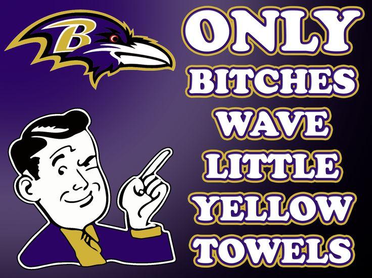 I'm not even a Ravens fan..but I love it