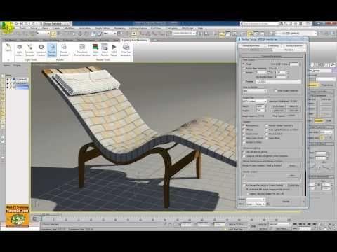Video Corso Autodesk 3ds max 2015 Extension 2
