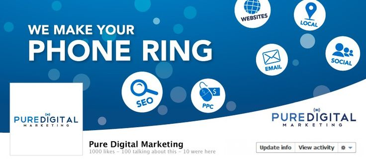 Facebook Cover Image, using Branded Flyer to Match Theme by Studio Ubique