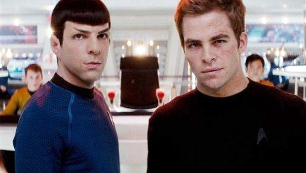 """Stasera in tv su Italia 1: """"Star Trek - Il futuro ha inizio"""" di JJ Abrams"""