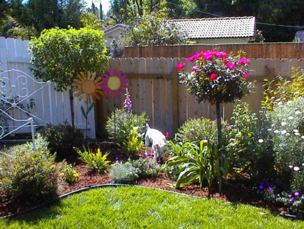 wohnideen dekoideen accessoires wandgestaltung farbgestaltung, Garten ideen
