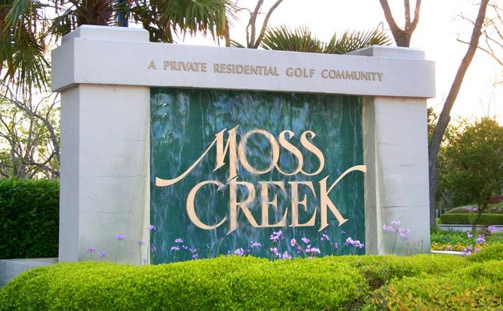 Moss Creek local real estate | The Alliance Group Realty