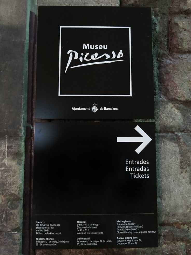 The Picasso Museum boasts a comprehensive collection consisting of over 4000 pieces. Follow this link to find out more. http://mikestravelguide.com/things-to-do-in-barcelona-visit-the-museu-picasso-picasso-museum/