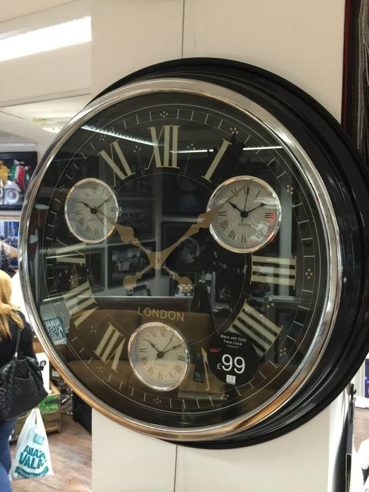 Clocks at 14 North Street Brighton