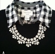 Love the necklace :)