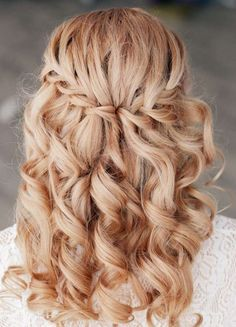 17 Best ideas about Photo Coiffure Mariage on Pinterest | Coiffure ...
