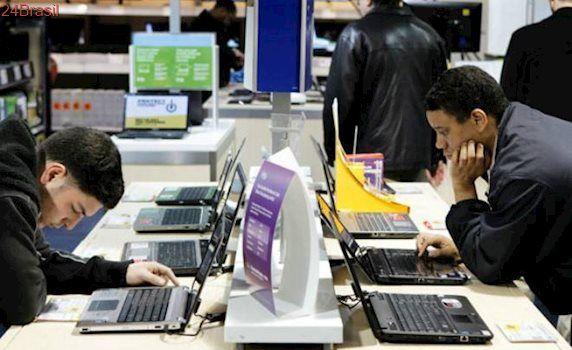 Mercado mundial de PCs continua em queda