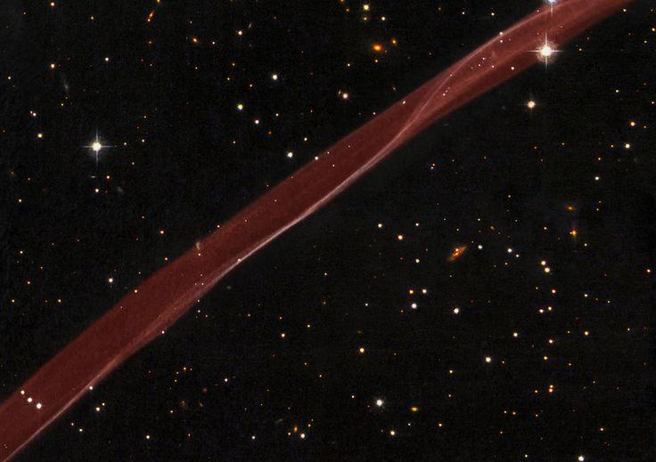Un viaje por el espacio-tiempo a través de 42 impresionantes fotos