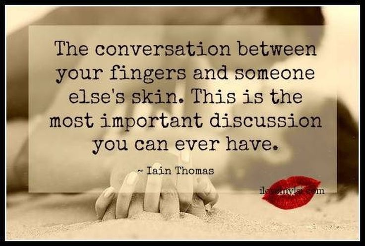 The Best Conversation In The World Is