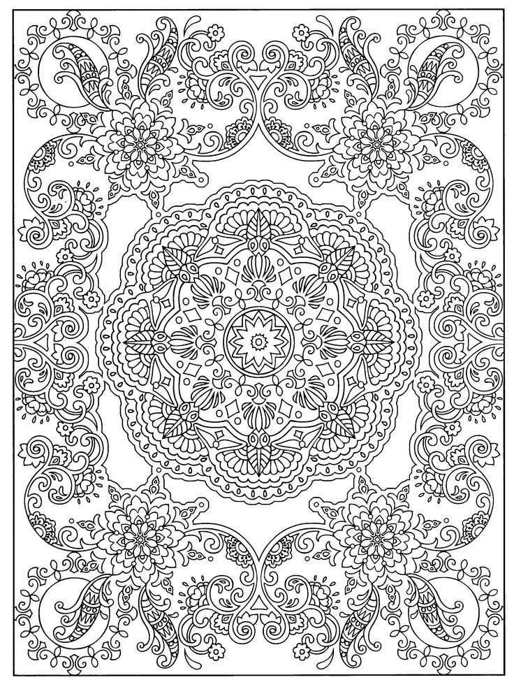 beal mortex coloring pages | 102 best Coloring Pages for Adults images on Pinterest ...