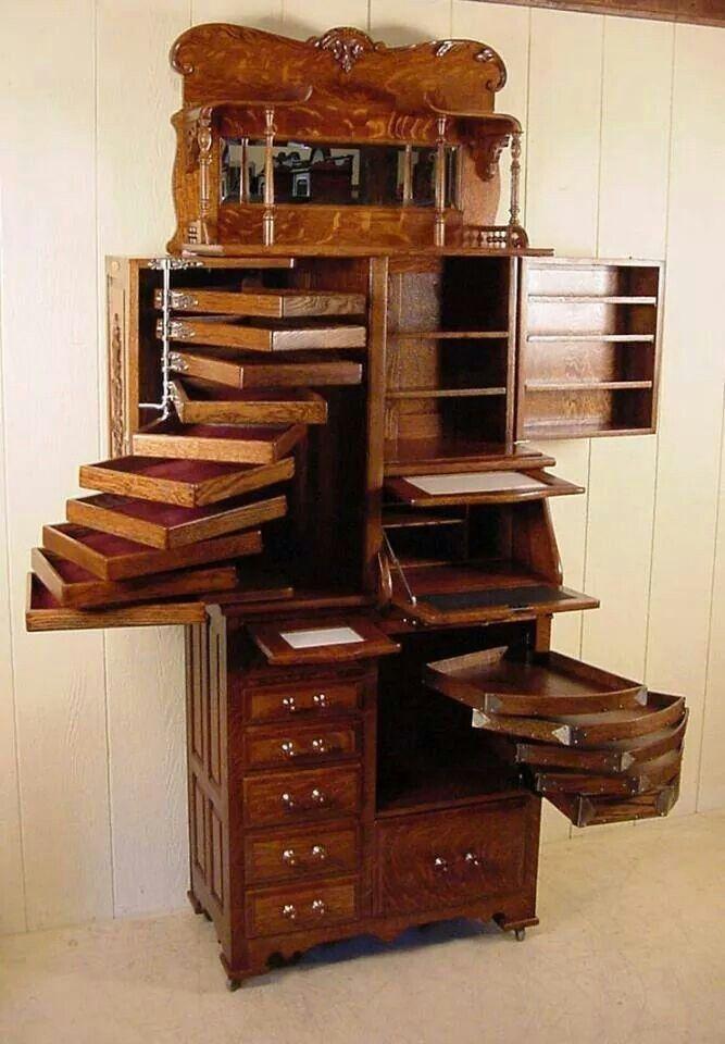 30+ Creative Fly Tying Storage Cabinet Ideas