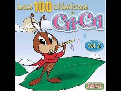 87 Orquesta de Animales Las 100 Clasicas de Cri Cri Volumen 2 - YouTube
