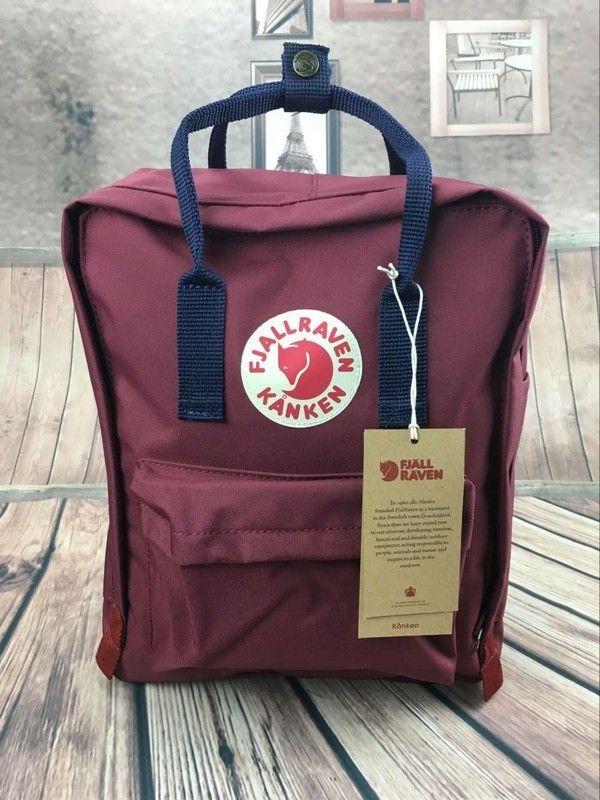 eb7ea893 Pin by Trendy Fashion World on KANKEN FJALL RAVEN Student outdoor backpack    Backpacks, Waterproof backpack, Kanken backpack