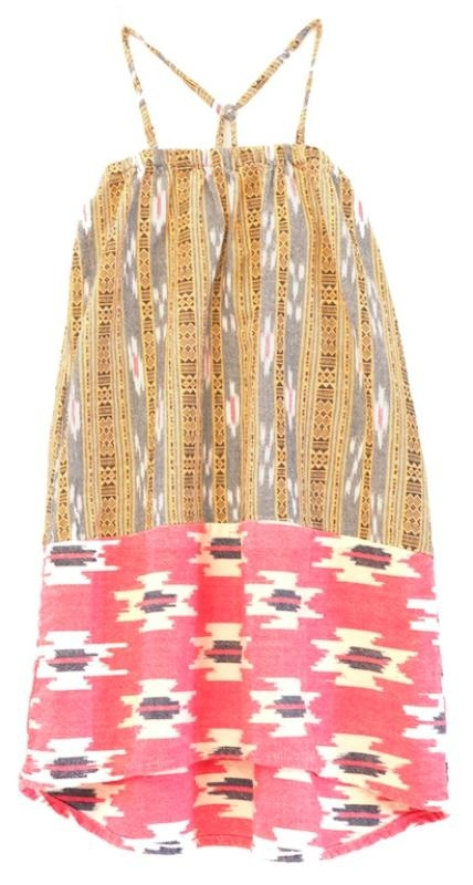 Spring 2013 Nico Nico Ikat Dress // at Darling Clementine  pinning because I'd never pay $105 for a kids dress.  It sure is pretty though.