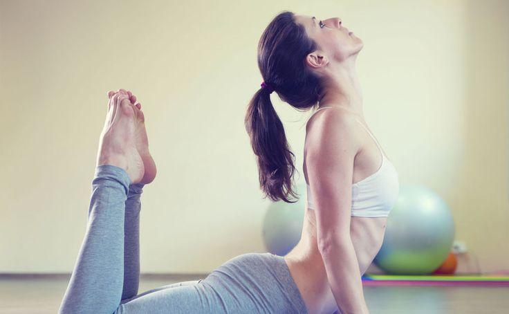 Dieses Jahr wird alles anders: Wir zeigen dir 7 Yoga-Einheiten, die jeweils nur…