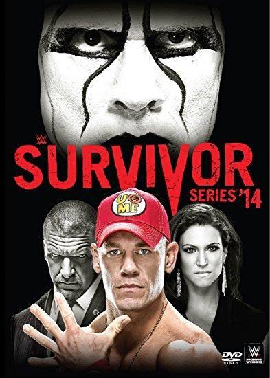 John Cena & Randy Orton & Wwe-WWE: Survivor Series