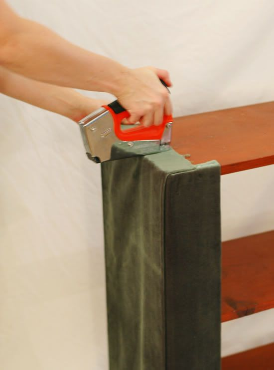 How To Make A Skirted Console