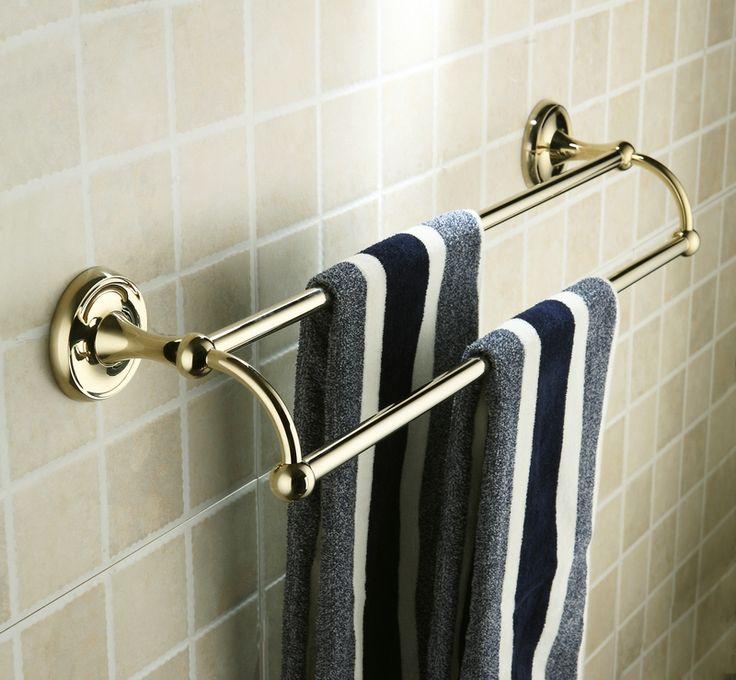 60 best toallero barra images on pinterest over door for Toallero bronce