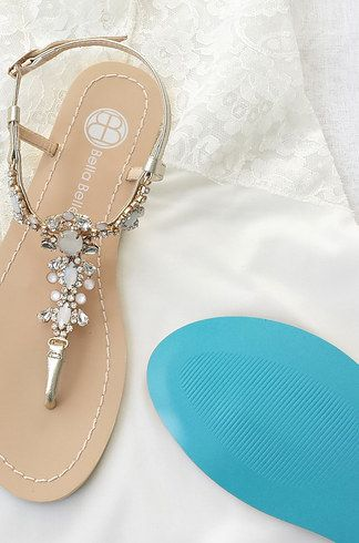 Comfortable sparkly wedding shoe flats - 29 Places To Shop For Your Wedding Online That You'll Wish You Knew About Sooner