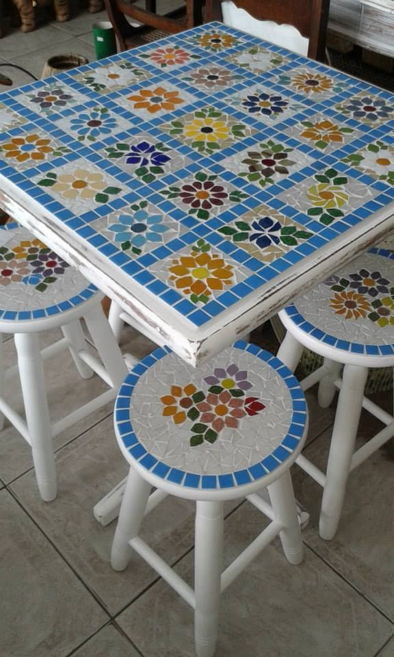 Have you ever wondered what you could do with your broken #glass or #ceramic or #porcelain pieces?