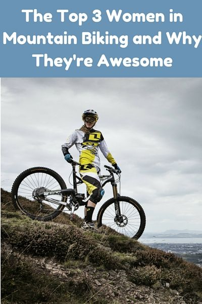 One of the things that attracts women to mountain biking is the variety of challenges offered by the different types of mountain bike racing.