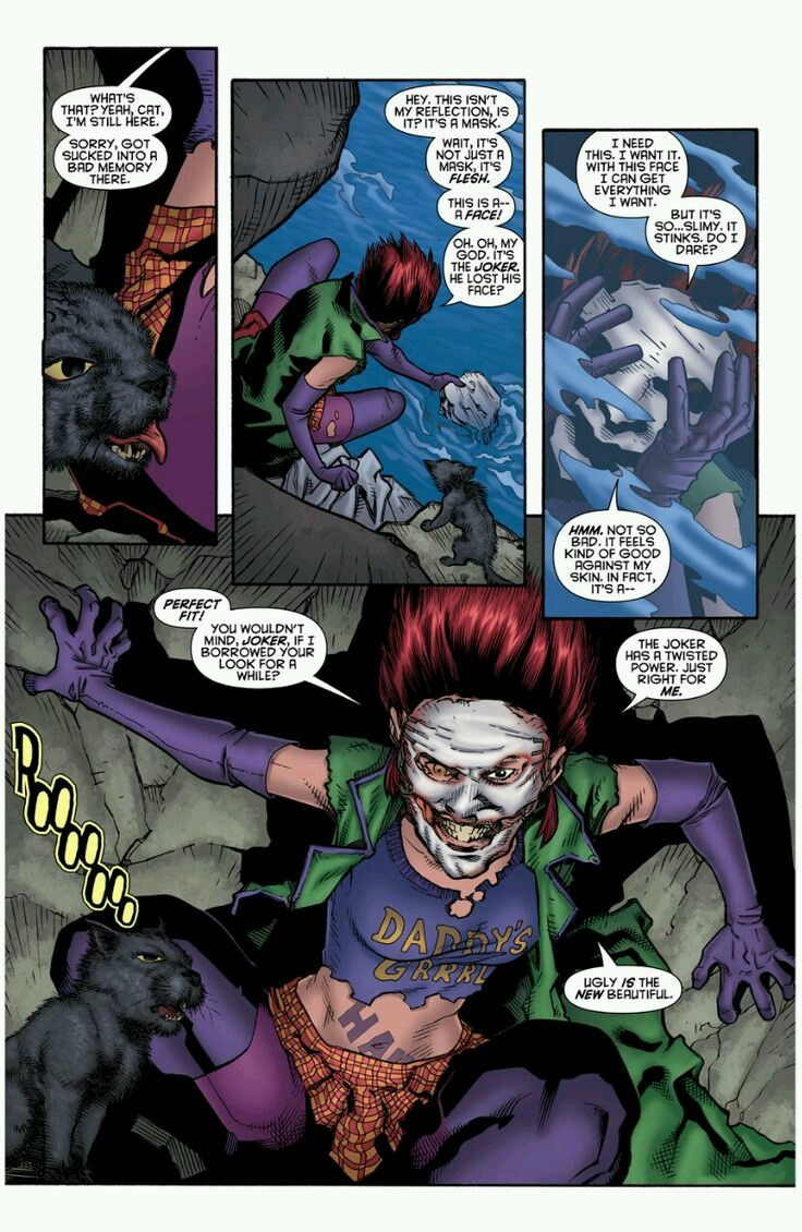 44 best The Joker's Daughter (Duela Dent) images on ...