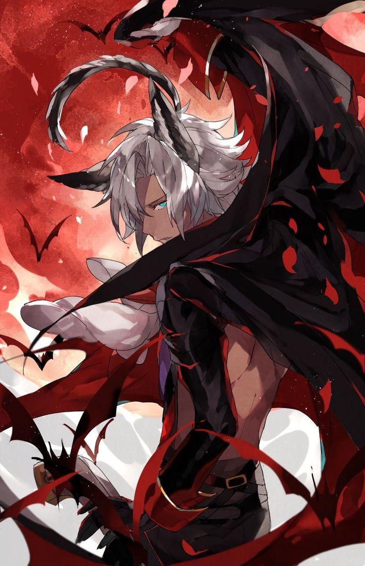 Eustace Anime demon